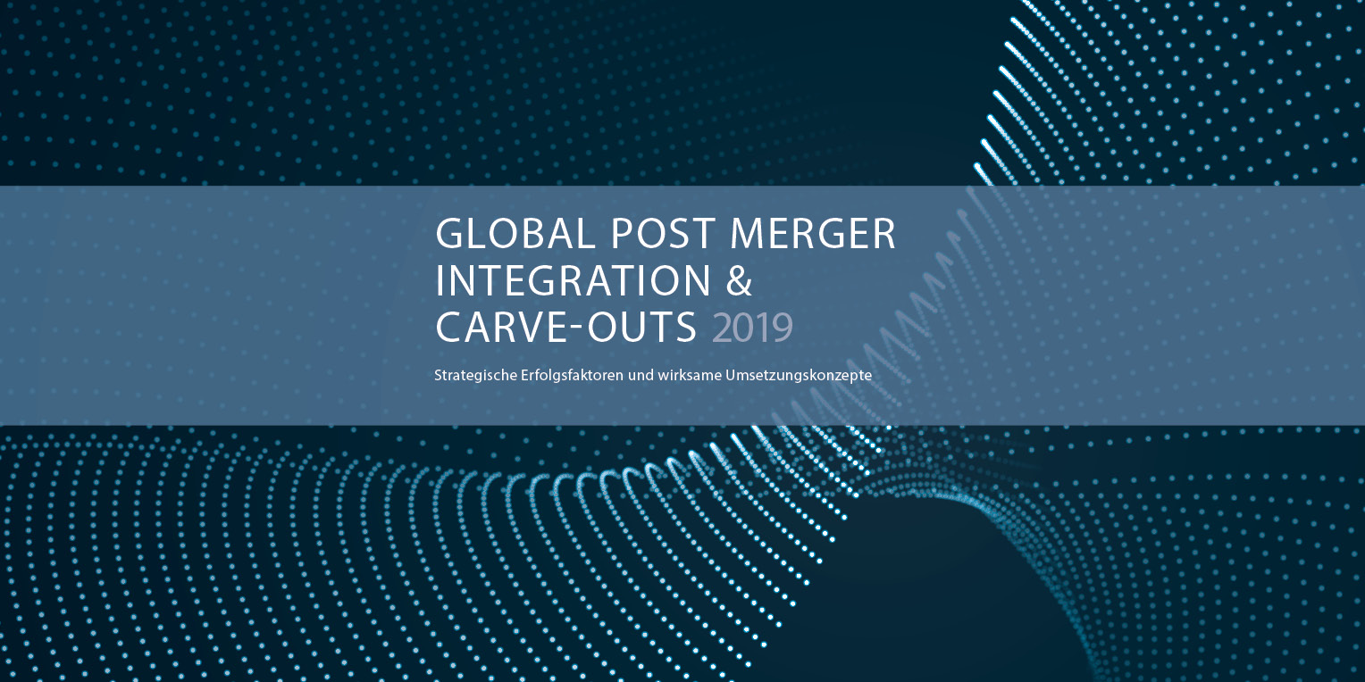 CLI Studie: Global Post Merger Integration